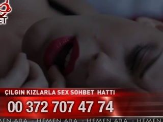 Turkish Girl With Sex Toys