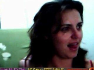 Hot Brazilian Milf Teasing On Camby Grandbastard  Live Sex Site  Gapingcams