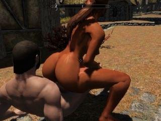 Ultra Hd Skyrim Hentai Porn- Vid 1