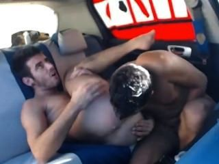 Fuck In The Car In Public
