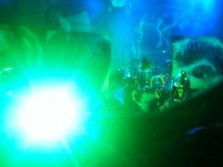 Flashing Boobs At Rock Concert
