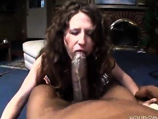 Wife Sucking A Black Cock