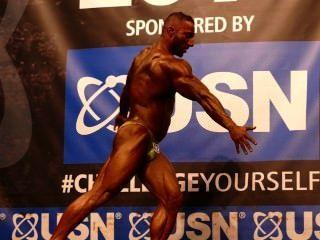 Musclebull Mark Greiner (aut), Nabba Universe 2014