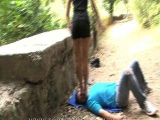 Outdoor Face Trample