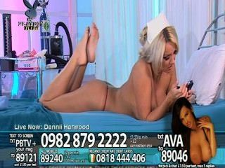 Dannii Harwood_playboy Tv Chat_playboytv Chat_24-nov-2013_1