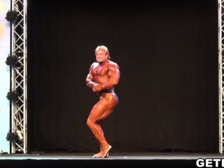 Pro Musclebull Danius Barzinskas Grand Prix House Pro 2014