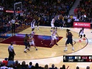 Cavs Vs. Knicks First Oct. 30th 2014 Season Game #lebronsfirstclevelandgame
