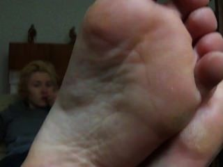 Smell My Cheesy Feet!