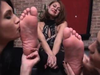 Girl Brown Sexy Feet Lesbian