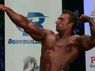 Musclebull Kagan Yalaman Excalibur Bodybuilding Show