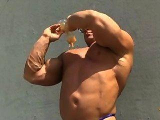 Musclebull Chaz Ryan