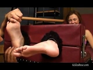 Licking And Tickling Feet