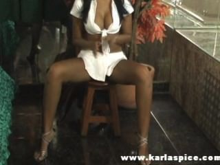 Karla Spice - Showing My Hot Moves