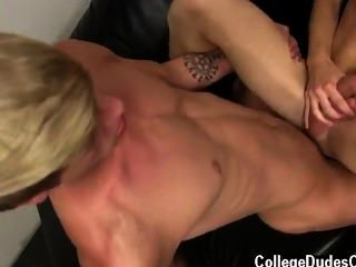 Amazing Twinks Gage, You Can Tell, Loves To Fuck