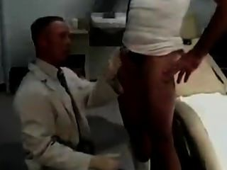 Getting Fuck By The Medical Office