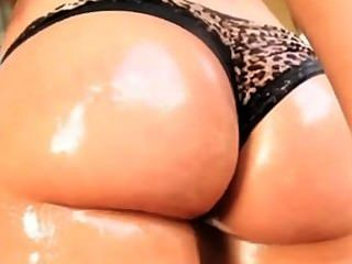 Clare Richards Oiled Ass