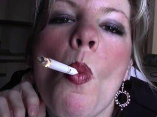 Dirty Talking Smoking