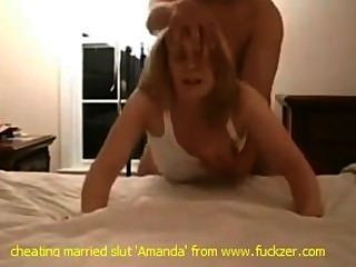 Horny Amateur Wife Fucked By A Stranger