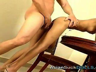 Tiny Tight Asian