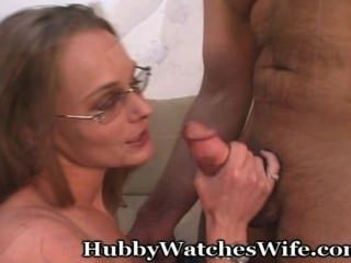 Hubby Watches Wife Fucked By New Man