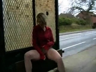 Bus Stop Dildo