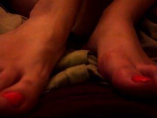 Candid Friend Feet 83