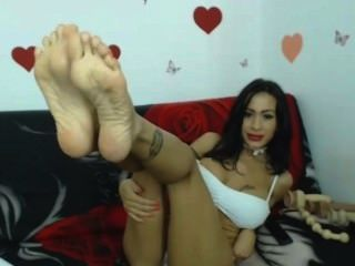 "Preview ""sexiest Soles In The Web"" 22 Minutes Complete Video"