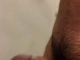 Male Masterbating