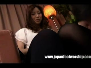 Japanese Feet Worship