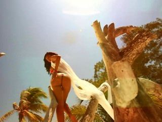 Wshh Reality Live In Mexico - Erica Mena Of Vh1's Love & Hip Hop New York (
