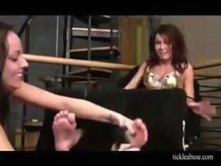Dirty Model Feet