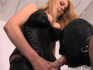 Mistress Eleise De Lacy - Suck It To Fuck It