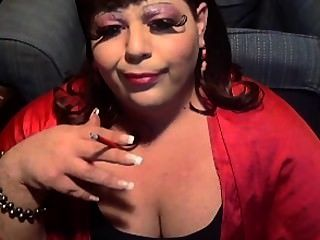 Bbw sissy diane needs real cocks
