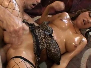 Britney Stevens Take Care Of Two Guys