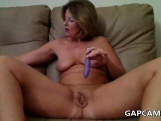 Granny mastabation