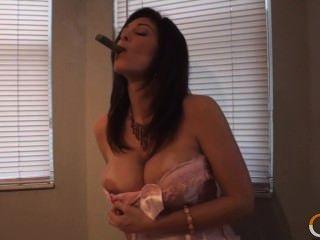 Cigar Smoking Suke