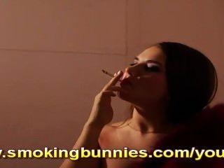 Smokingbunnies Presents Busty Masha.