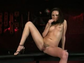 Sindee Jenings Tied Toyed Machine Fucked And Made To Cum