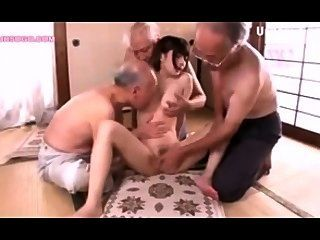 Horny Housekeeper Fucked By Older Man 04