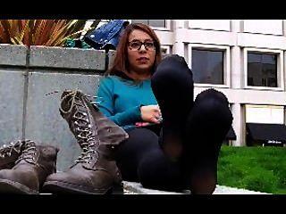 Stinky Stockinged Feet Interview