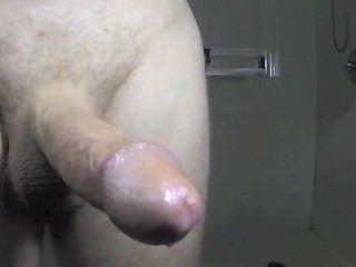 Cum Fountain Solo Male