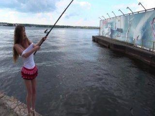 """fishing"" Exclusive Erotica - Www.candytv.eu"