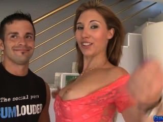 Cristal Cherry - Gets Fucked Then Swallows