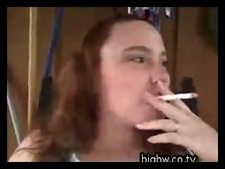 Disturbed Angel In A New Setting Smoking And Rain Bbw.