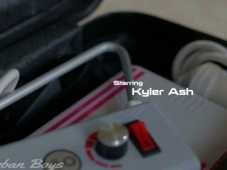 Suburbanboys Kyler Ash Gets It From A Machine!