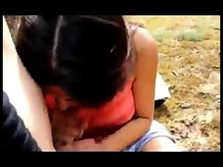 Indian Oral Real Sex Outdoor