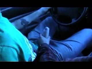 Hung Hot Car Blow Job!