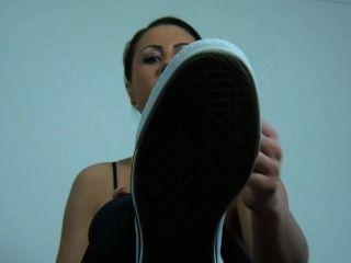 Sweaty Gym Feet