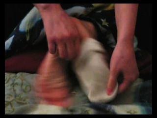 Dorothys Feet Tickled Face Down