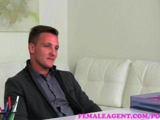 Femaleagent. Stud Is Seeking Sexual Compensation From Milf
